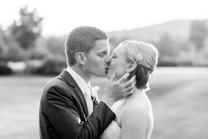 stunning eau claire golf and country club wedding