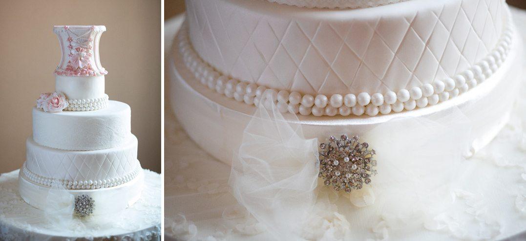 tips on choosing a wedding cake