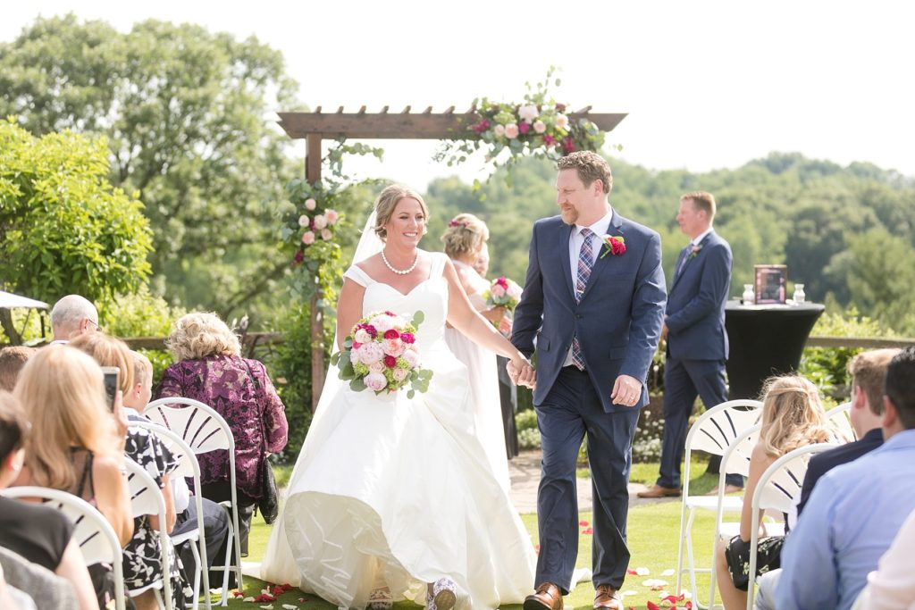 recessional at the Eau Claire Golf & Country Club